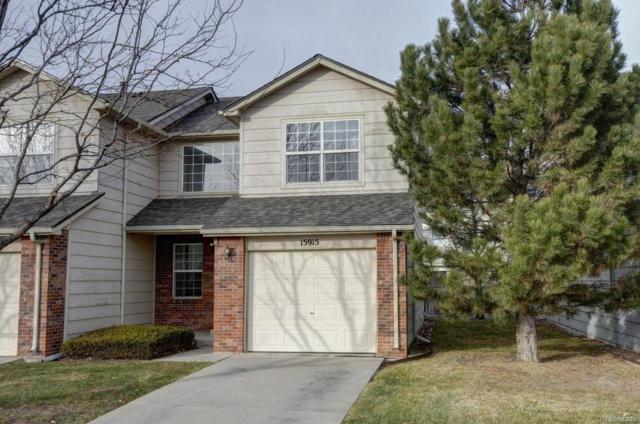15915 E 13th Avenue, Aurora, CO 80011 (#4564056) :: House Hunters Colorado