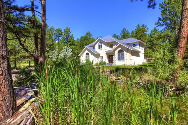 8569 Sugarloaf Road, Larkspur, CO 80118 (MLS #4564216) :: 8z Real Estate