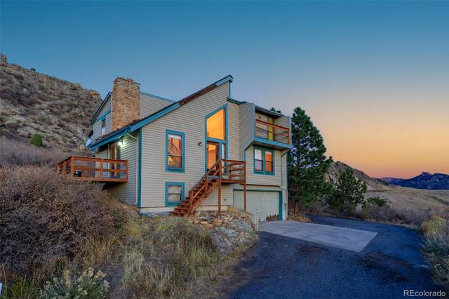 21208 W 56th Avenue, Golden, CO 80403 (#4564228) :: The DeGrood Team
