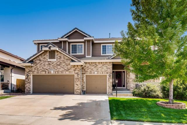 10238 Nottingham Drive, Parker, CO 80134 (#4564456) :: The City and Mountains Group