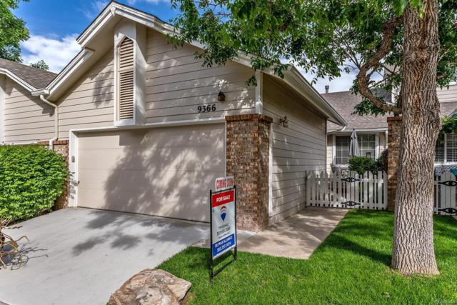 9366 Miles Drive, Lone Tree, CO 80124 (#4564581) :: The Heyl Group at Keller Williams