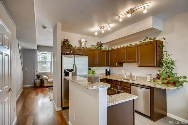 3025 Umatilla Street #106, Denver, CO 80211 (MLS #4564585) :: 8z Real Estate