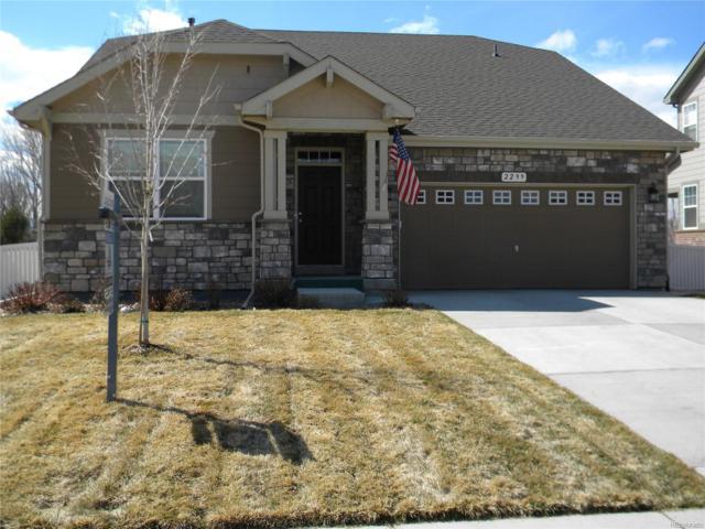 2299 Winding Drive, Longmont, CO 80504 (#4564692) :: The Peak Properties Group