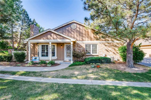 2987 W Long Drive A, Littleton, CO 80120 (#4564852) :: The DeGrood Team
