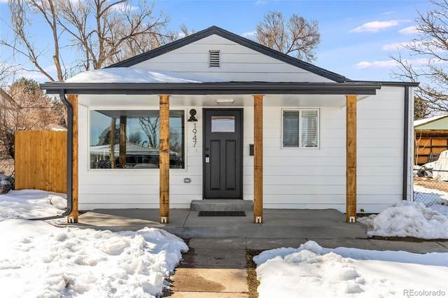 1947 Jay Street, Lakewood, CO 80214 (#4565282) :: Re/Max Structure