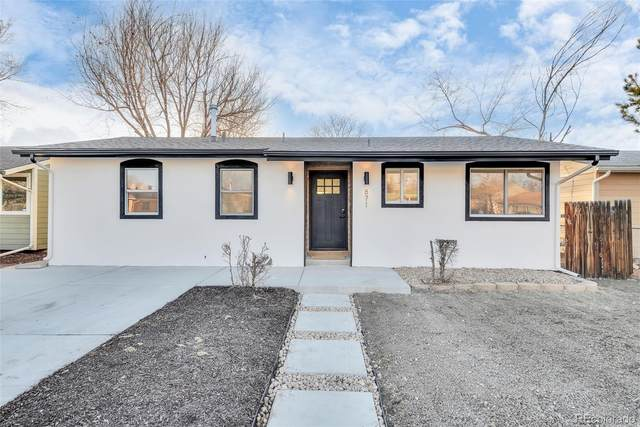 871 S Krameria Street, Denver, CO 80224 (MLS #4565488) :: Re/Max Alliance