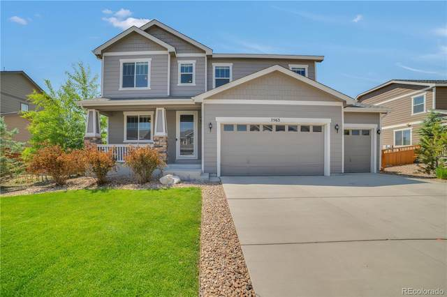 7563 Grady Circle, Castle Rock, CO 80108 (MLS #4565641) :: 8z Real Estate