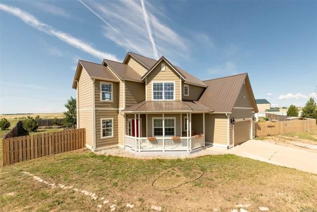 15025 Reiner Court, Peyton, CO 80831 (MLS #4566155) :: 8z Real Estate