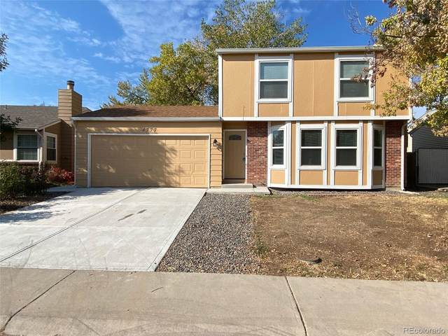 4777 S Salida Court, Aurora, CO 80015 (#4566236) :: James Crocker Team