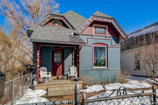 3018 N Humboldt Street, Denver, CO 80205 (#4566410) :: Finch & Gable Real Estate Co.