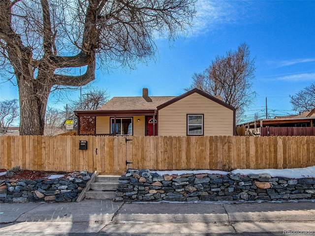 3450 W Alaska Place, Denver, CO 80219 (MLS #4566702) :: 8z Real Estate