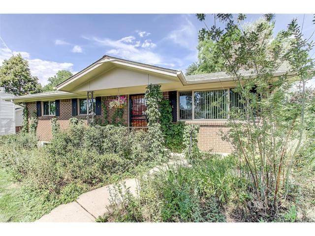 3365 W 94th Avenue, Westminster, CO 80031 (#4566996) :: The Peak Properties Group
