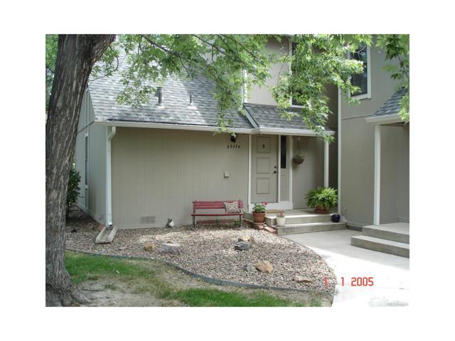 2677 S Xanadu Way A, Aurora, CO 80014 (MLS #4567055) :: 8z Real Estate