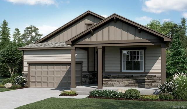 6312 Anders Ridge Lane, Colorado Springs, CO 80927 (#4567158) :: My Home Team