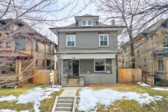1240 Saint Paul Street, Denver, CO 80206 (#4567545) :: Bring Home Denver