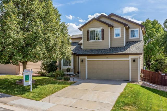 328 Stellars Jay Drive, Highlands Ranch, CO 80129 (#4567922) :: The Griffith Home Team