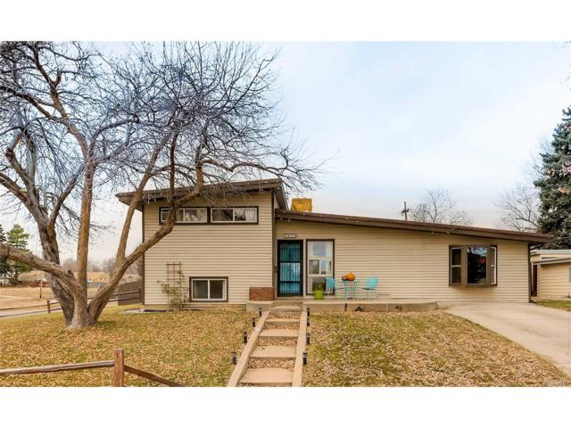 1695 S Perry Street, Denver, CO 80219 (MLS #4568339) :: 8z Real Estate