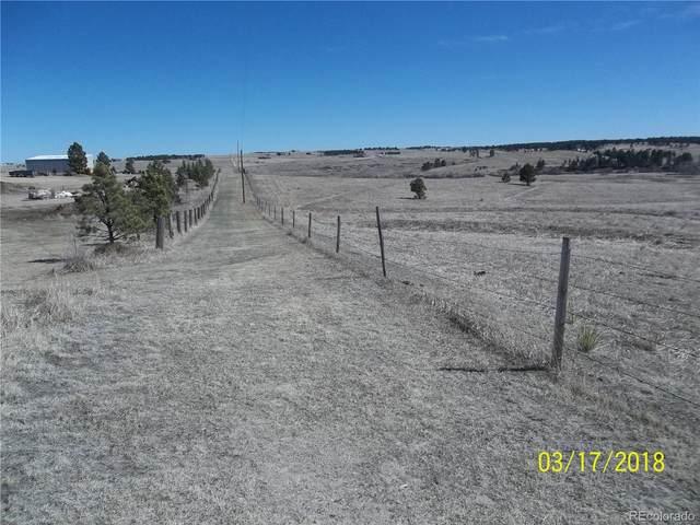 Swift Creek Road, Elizabeth, CO 80107 (#4568627) :: Kimberly Austin Properties
