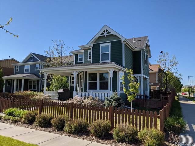 2548 Central Park Boulevard, Denver, CO 80238 (#4568825) :: Kimberly Austin Properties