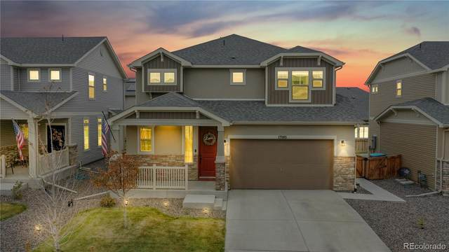 17985 E 107th Place, Commerce City, CO 80022 (MLS #4569410) :: 8z Real Estate