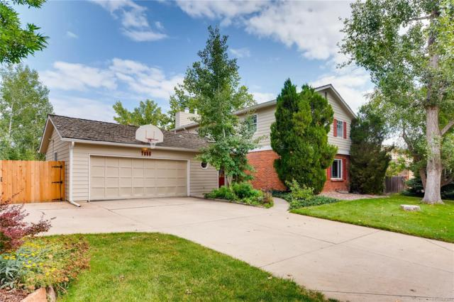 7656 S Pierce Way, Littleton, CO 80128 (MLS #4569762) :: 8z Real Estate