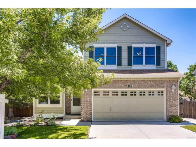 5382 W 116th Circle, Westminster, CO 80020 (#4569785) :: The Griffith Home Team
