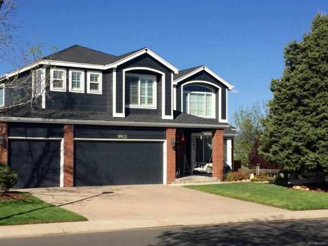 9922 Silver Maple Road, Highlands Ranch, CO 80129 (#4569805) :: The Peak Properties Group
