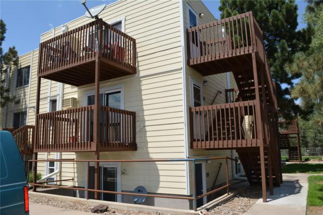 9380 W 49th Avenue #114, Wheat Ridge, CO 80033 (#4569807) :: Hometrackr Denver