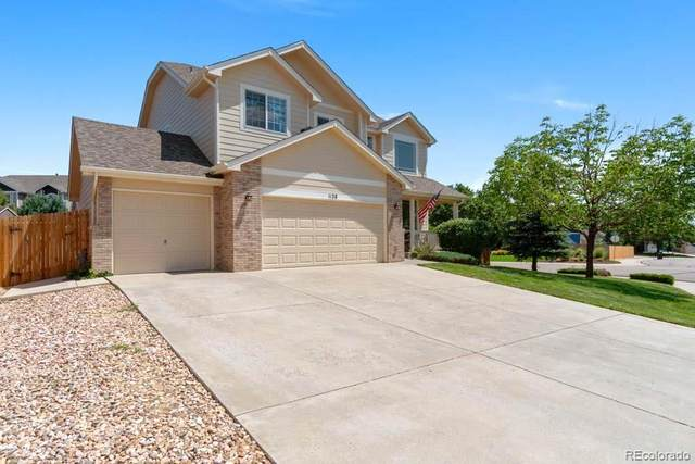 1138 78th Avenue, Greeley, CO 80634 (#4570733) :: The Brokerage Group
