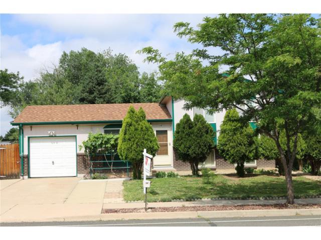 813 S Moline Street, Aurora, CO 80012 (MLS #4571203) :: 8z Real Estate