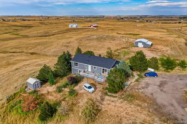 43739 E Harvard Place, Bennett, CO 80102 (MLS #4571291) :: Find Colorado Real Estate