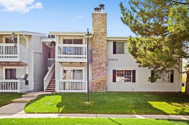 14413 E Jewell Avenue #101, Aurora, CO 80012 (#4572134) :: Chateaux Realty Group