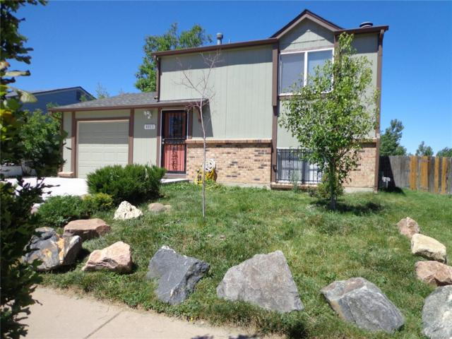 4013 S Uravan Street, Aurora, CO 80013 (MLS #4572209) :: 8z Real Estate