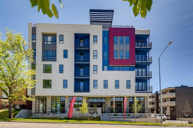2374 S University Boulevard #208, Denver, CO 80210 (#4572620) :: Chateaux Realty Group