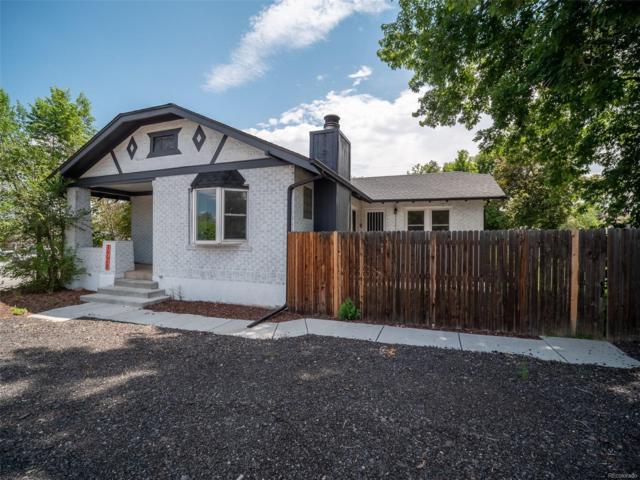 3720 Sheridan Boulevard, Denver, CO 80212 (#4574238) :: The Heyl Group at Keller Williams