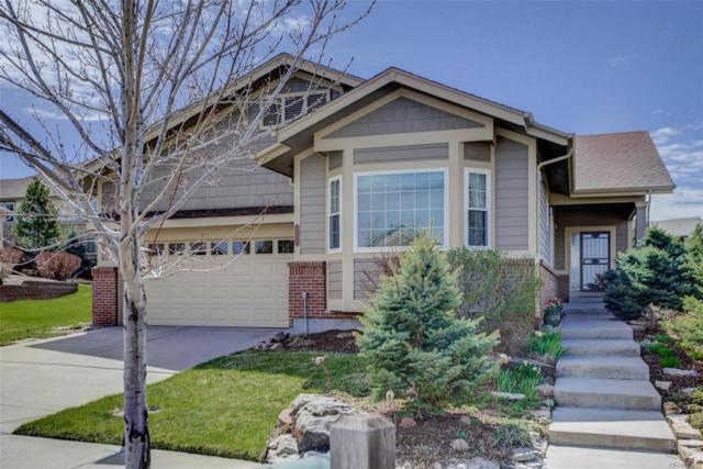 22816 E Clifton Place, Aurora, CO 80016 (#4574249) :: The Peak Properties Group