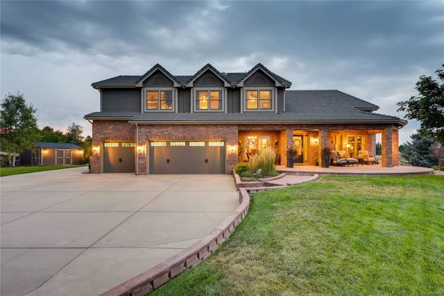 6959 S Chapparal Circle, Centennial, CO 80016 (#4574434) :: The Tamborra Team