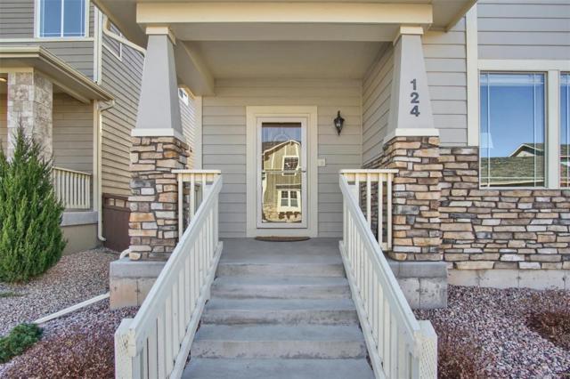 124 S Favorite Street, Colorado Springs, CO 80905 (MLS #4574435) :: JROC Properties
