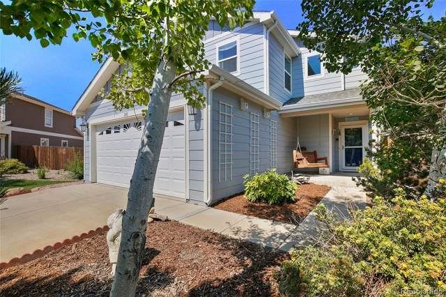 248 Silver Spur Court, Lochbuie, CO 80603 (MLS #4574853) :: Keller Williams Realty