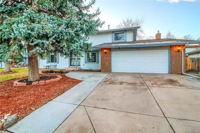 3877 S Hannibal Street, Aurora, CO 80013 (#4575464) :: James Crocker Team