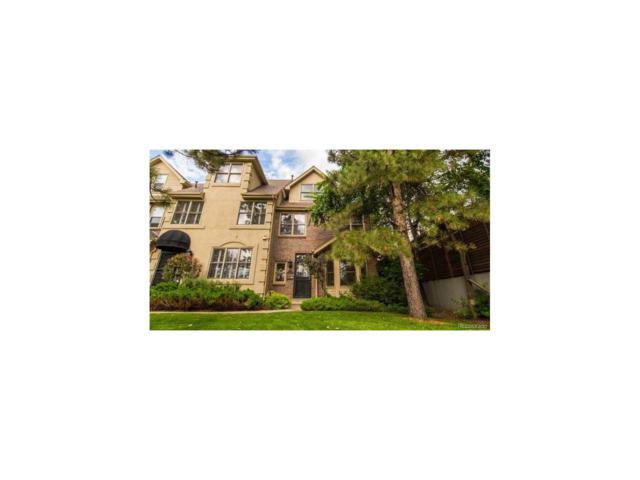 112 Jackson Street, Denver, CO 80206 (#4575960) :: Wisdom Real Estate