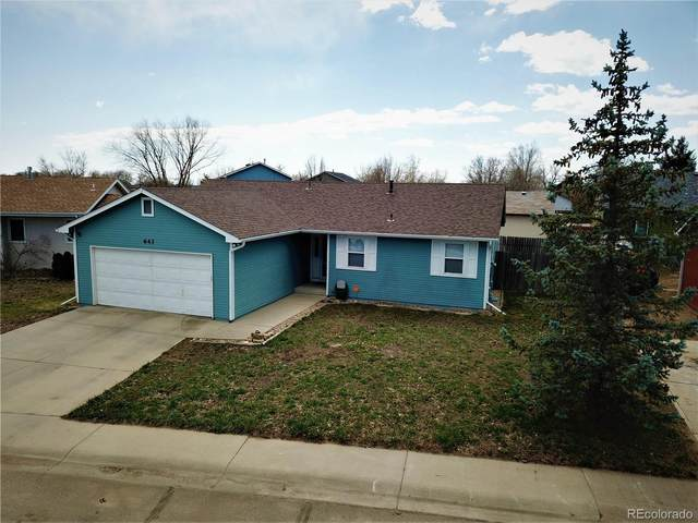 643 Lupine Drive, Fort Collins, CO 80524 (#4576029) :: The Dixon Group