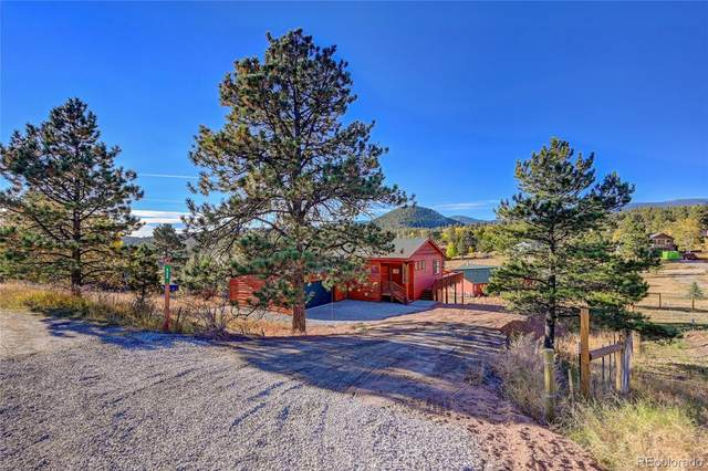 656 County Road 72, Bailey, CO 80421 (#4576796) :: The DeGrood Team