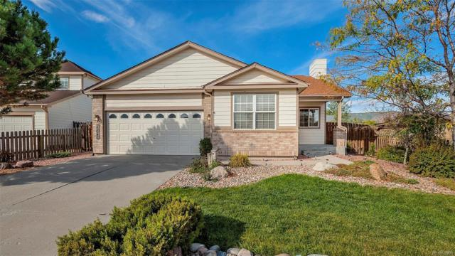 17040 Mountain Lake Drive, Monument, CO 80132 (#4576874) :: Sellstate Realty Pros