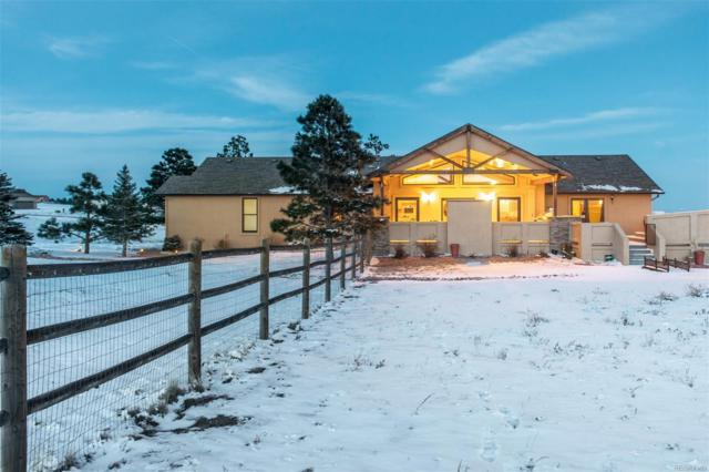 11550 Sir Galahad Drive, Colorado Springs, CO 80908 (MLS #4576944) :: 8z Real Estate