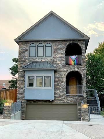 1547 N Emerson Street, Denver, CO 80218 (#4577159) :: Wisdom Real Estate