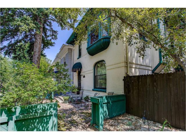 1130 N Lafayette Street #5, Denver, CO 80218 (MLS #4578790) :: 8z Real Estate