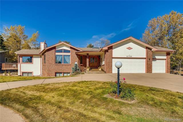 8795 W Wesley Place, Lakewood, CO 80227 (#4579062) :: Berkshire Hathaway HomeServices Innovative Real Estate