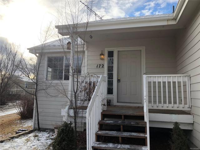 172 E Logan Street, Elizabeth, CO 80107 (MLS #4579142) :: 8z Real Estate