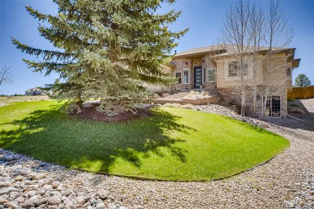 8488 Thunderhill Heights, Parker, CO 80134 (#4579236) :: Mile High Luxury Real Estate
